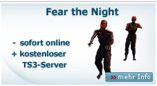 Fear the Night Server mieten