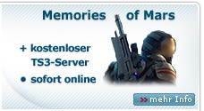 Memories of Mars Server mieten