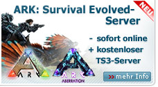 ARK: Survival Evolved Server mieten
